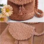 Jasmine Stitch Backpack Video Tutorial