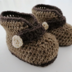 Lovely Baby Shoes Video Tutorial