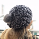 Crochet Fast And Easy Hat