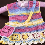 Fast And Easy Baby Girl Dress