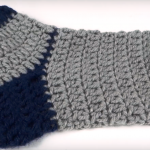 How To Crochet Adult Socks
