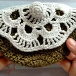 How To Crochet Simple And Elegant Purse
