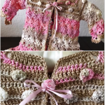 Easy And Fast Baby Jacket