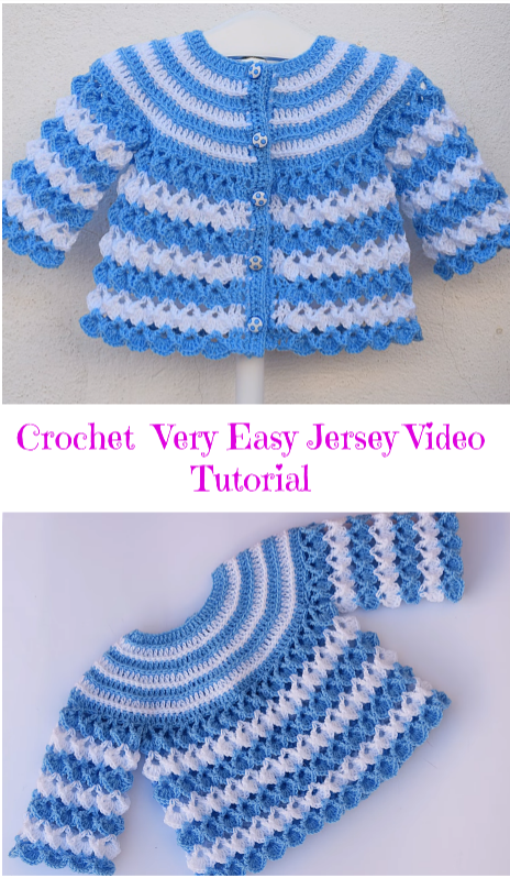 very easy jersey tutorial