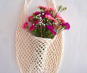 Crochet Ecofriendly Shopping Bag