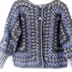 Crochet Stylish Jacket Video Tutorial