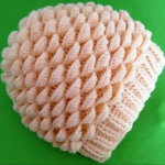 3 D Crochet Hat Video Tutorial