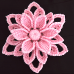 Gorgeous 3 D Flower Video Tutorial