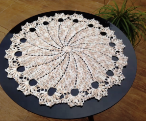 Crochet Stylish Tablecloth