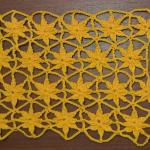 Crochet Sun Stitch