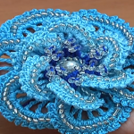 How To Do Beautiful Crochet Flower