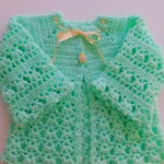 Crochet Lovely Baby Sweater