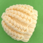 Crochet Fast And Easy Beanie Hat
