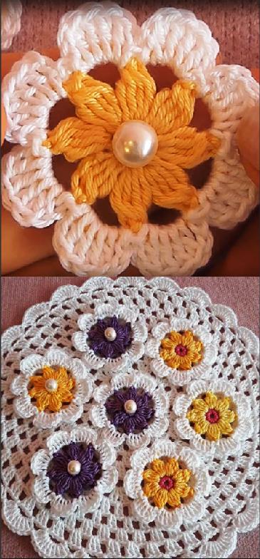 easy flower for beginners