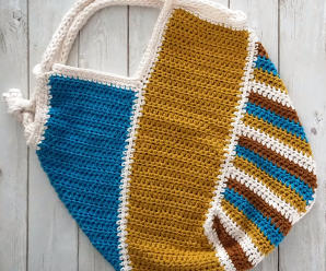 Crochet Windmill Bag