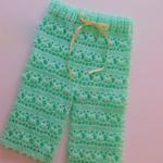 Crochet Lovely Baby Pants