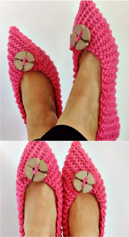 how to crochet cozy slippers
