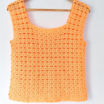 Crochet Fast And Easy Blouse