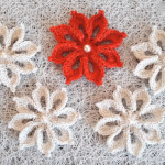 DIY Crochet Lovely Flower Video Tutorial