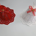 How To Crochet Christmas Bells