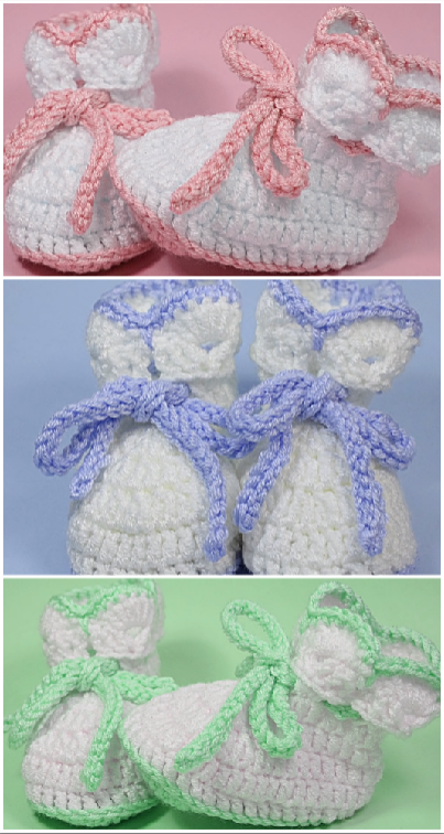 fast and easy baby shoes