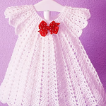 Fast And Easy Baby Dress For Christmas