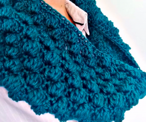 Crochet Fast And Easy Scarf