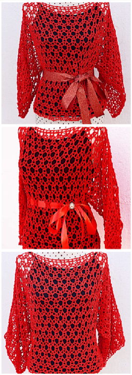 Fast And Easy Blouse For Women
