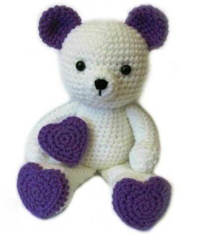 basic bear pdf pattern | Crochet teddy bear pattern, Easy crochet ... | 475x406
