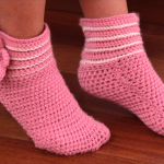Crochet Easy Slippers For Beginners