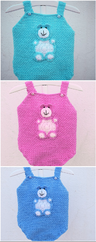 Crochet Fast And Easy Bodysuit