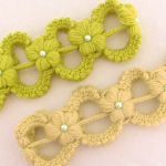 Crochet Easy Headband With 3 D Flower