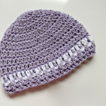 Crochet Newborn Baby Hat