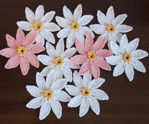 Crochet Very Easy Flower