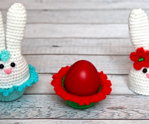 How To Crochet Easter Bunny