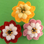 Crochet Very Easy Flower