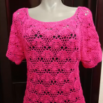 Crochet Mexican Blouse