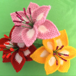 DIY – Crochet Lily Flower