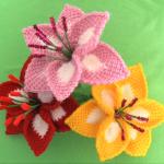 DIY – Crochet Lily Flower