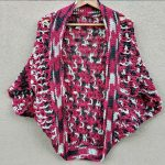 Crochet Stylish Kimono Jacket
