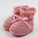 FAST AND EASY BOOTIES FOR BABY