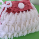 Crochet Easy 3 D Bag
