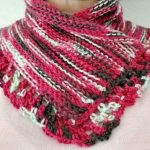 Crochet Stylish Neck Warmer