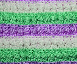 Crochet Special Stitch For Blankets