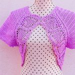 Crochet Bolero For Women