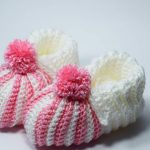 How To Crochet Fast And Easy Baby Shoes