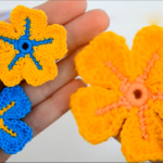 Crochet Tiny Flowers
