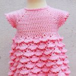 Crochet Baby Girl Dress
