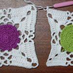Crochet Circle Granny Square