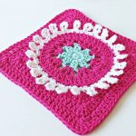 Crochet Beautiful Granny Square In 25 Minutes